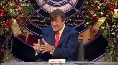 QI Season 4 :Episode 13  December (Christmas Special)