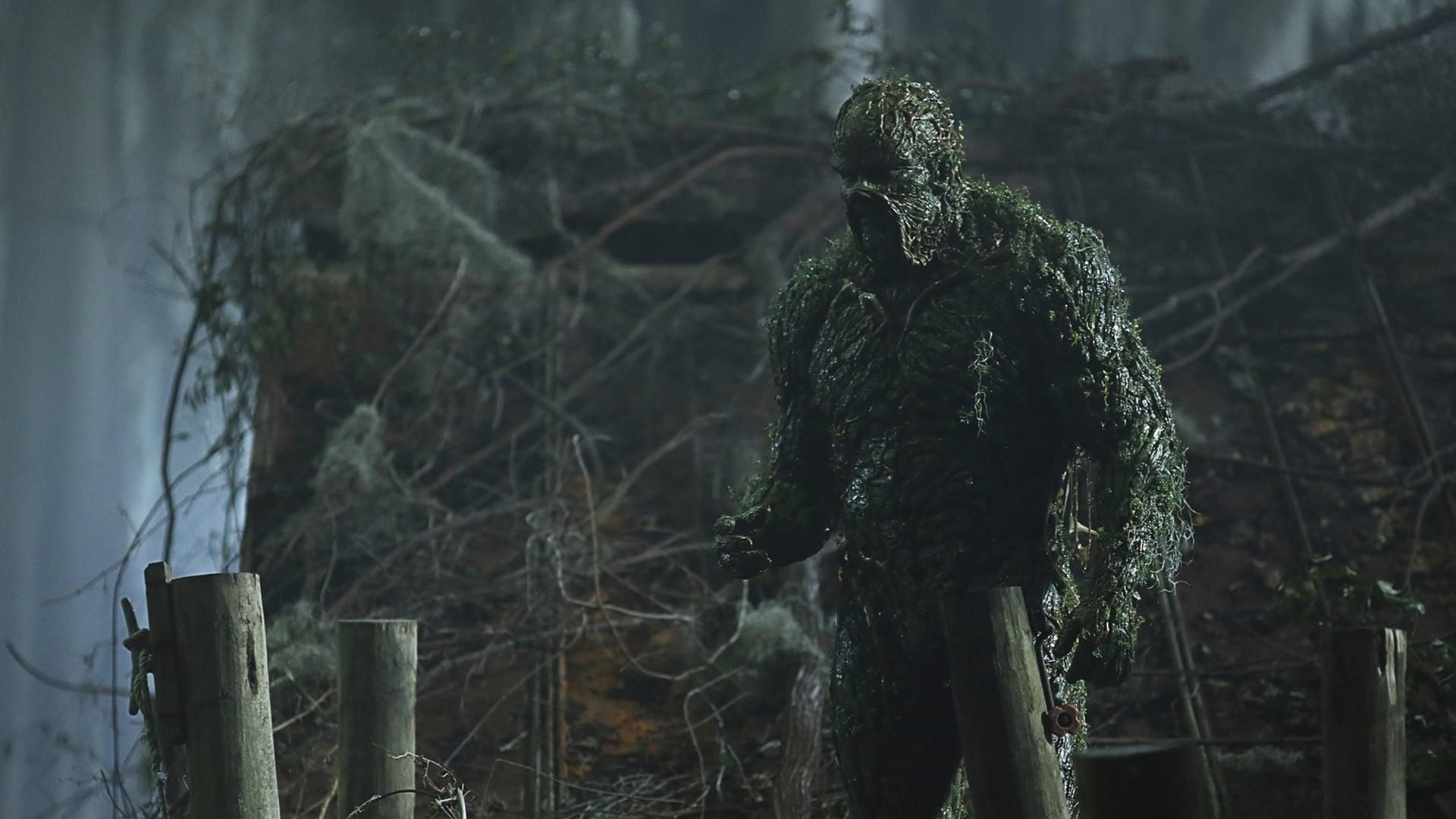 Swamp Thing Season 1 :Episode 2  Worlds Apart