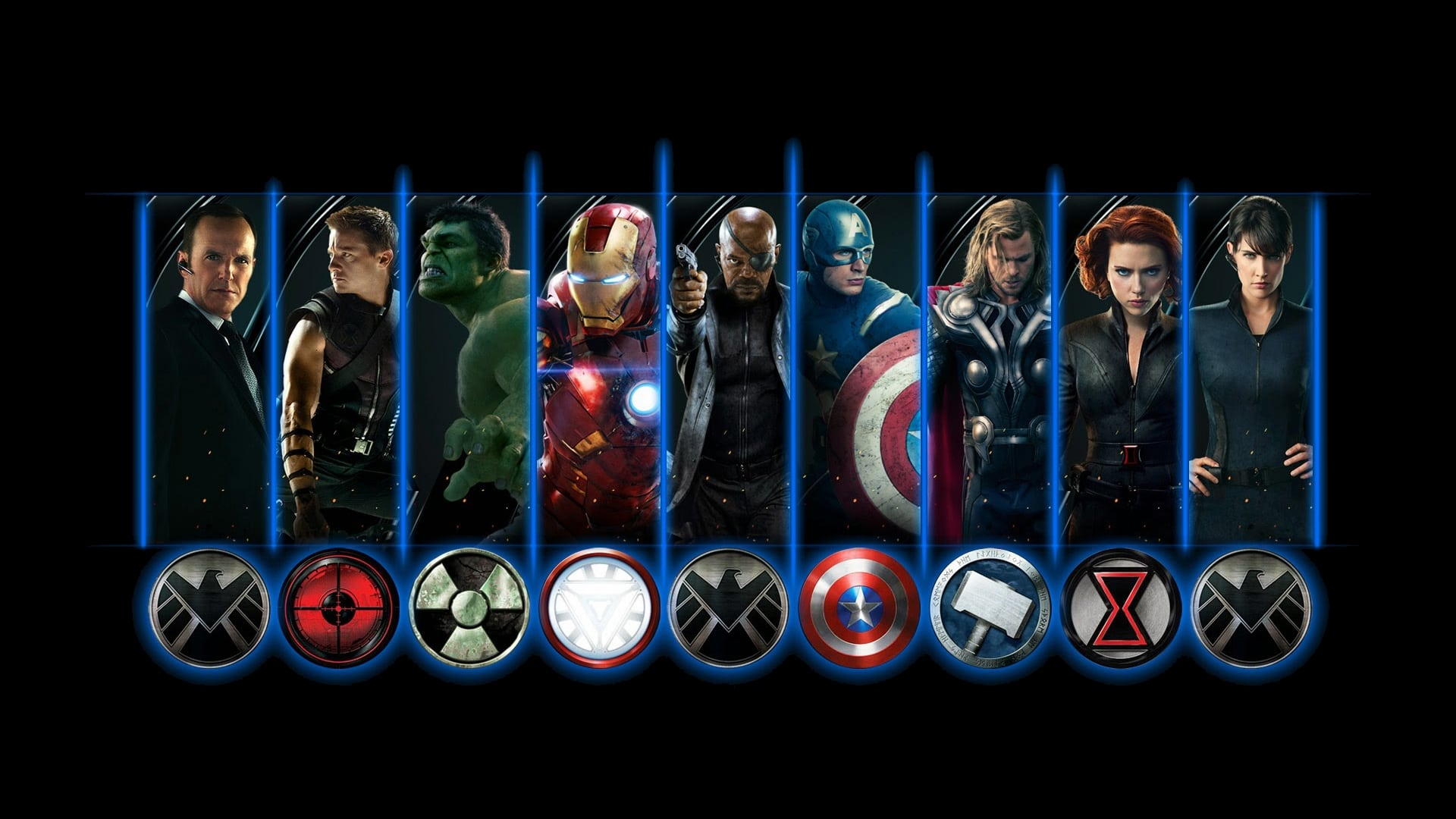 The Avengers: The Avengers Collection (2012-2019)