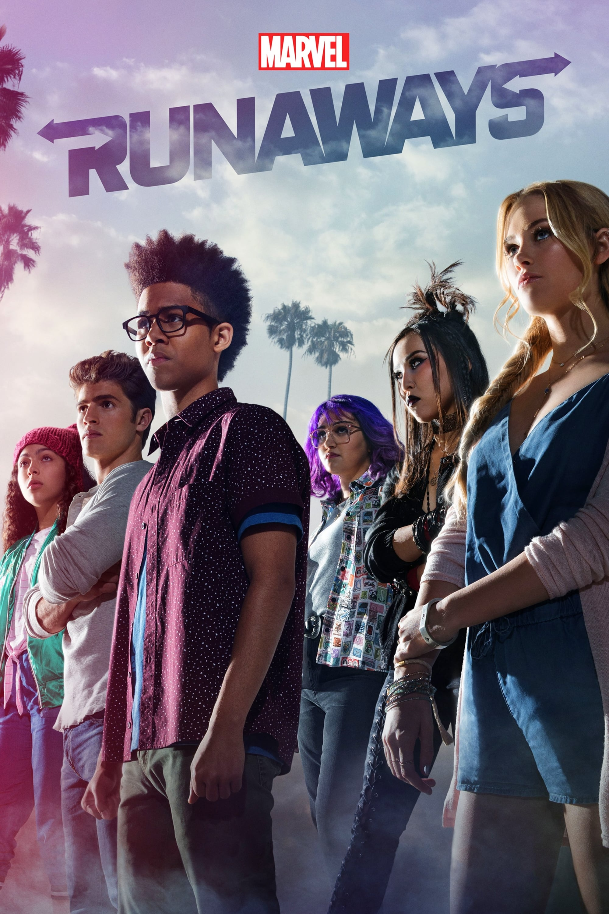 Marvel's Runaways 1ª Temporada Legendado