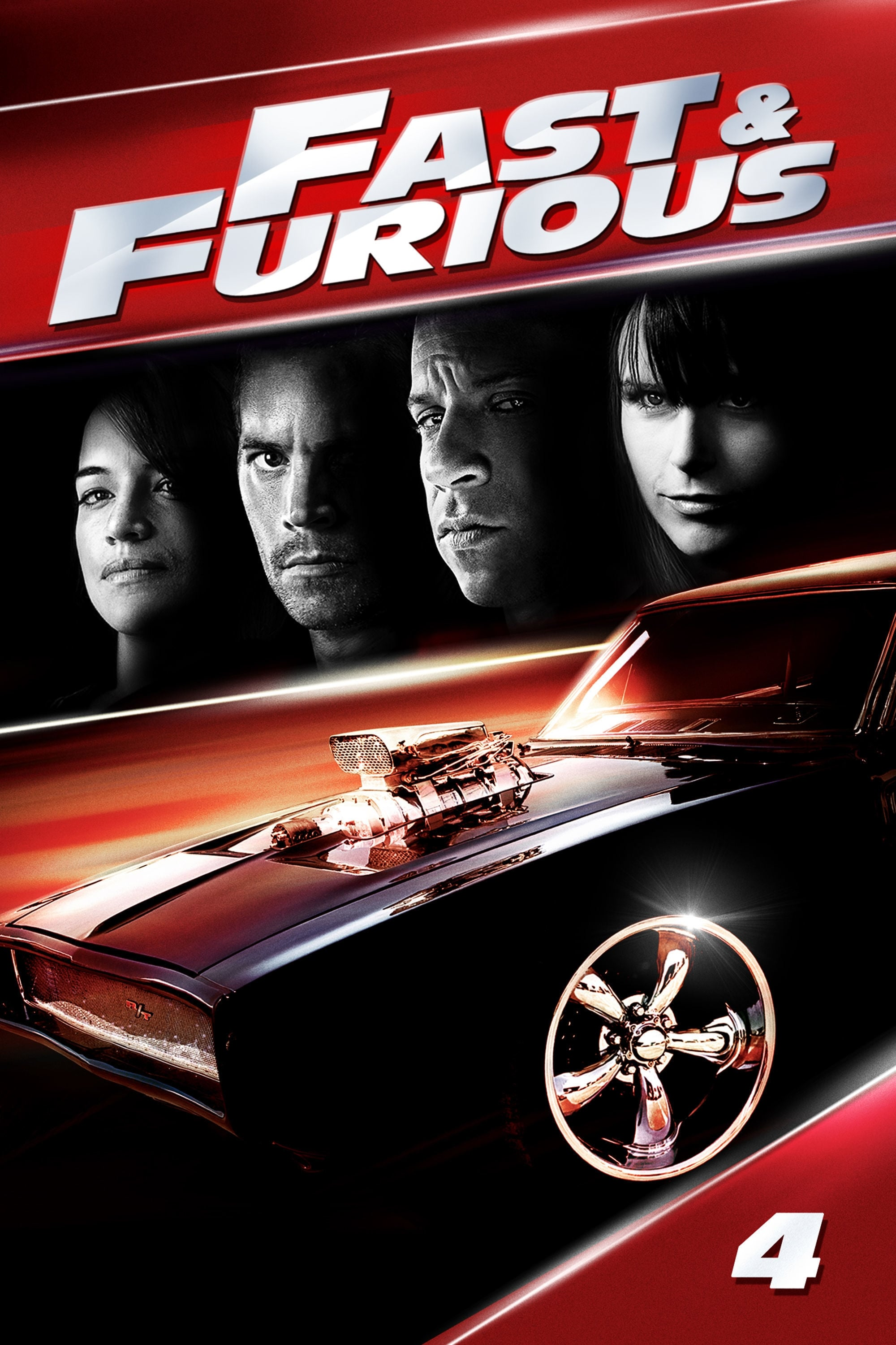 fast furious 2009 posters the movie database tmdb. Black Bedroom Furniture Sets. Home Design Ideas