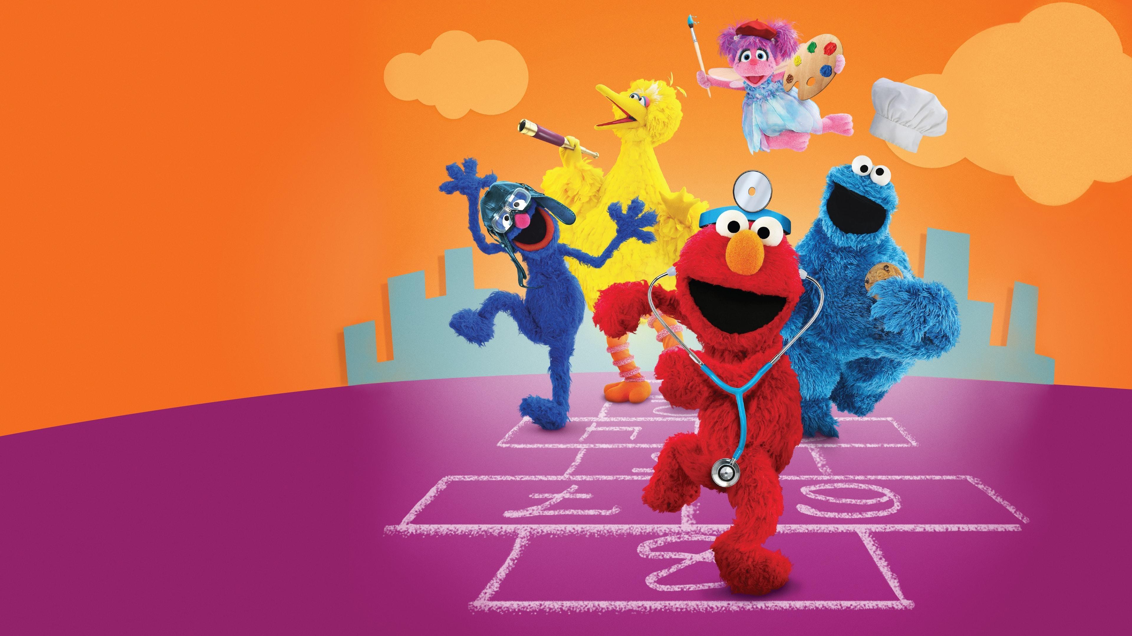 Sesame Street - Season 8 Episode 80 : Episode 1005
