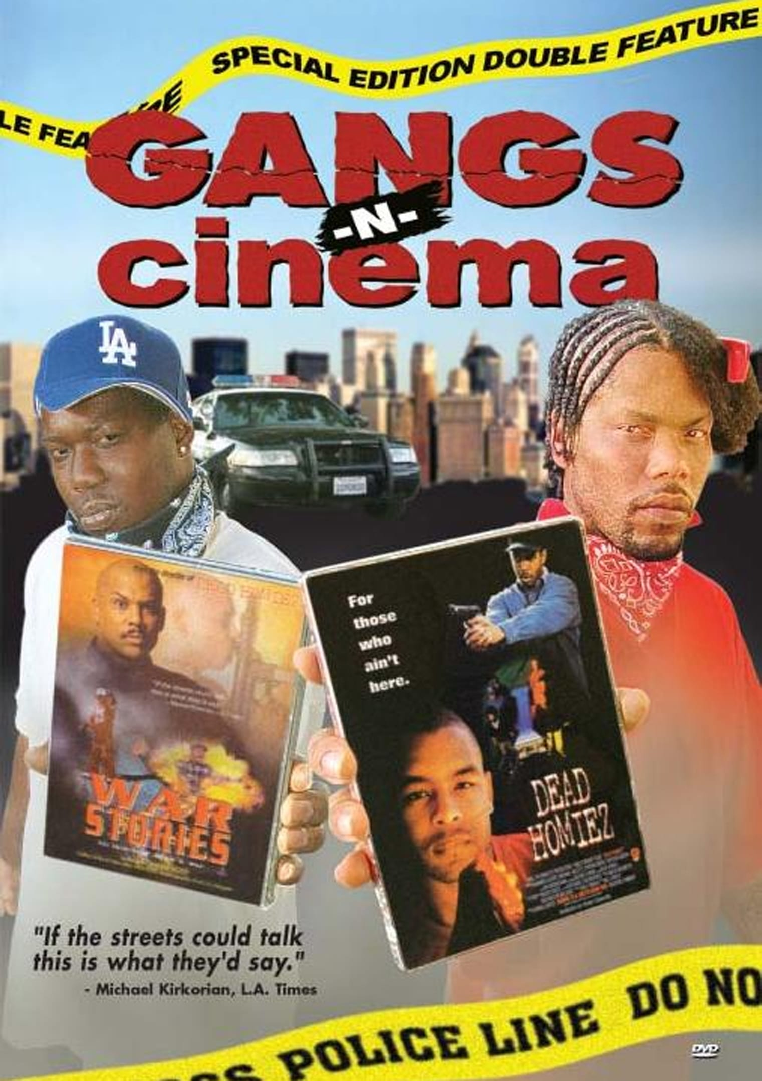 Gangs N Cinema on FREECABLE TV