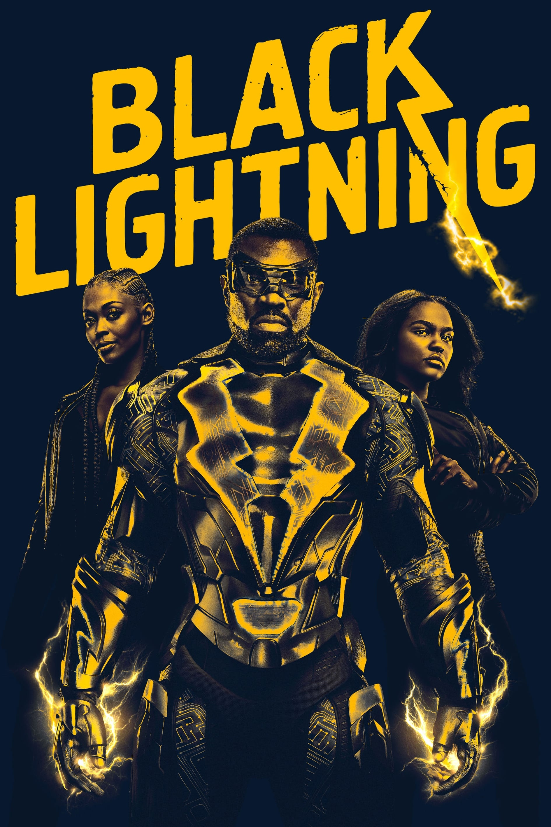 Black Lightning streaming sur libertyvf
