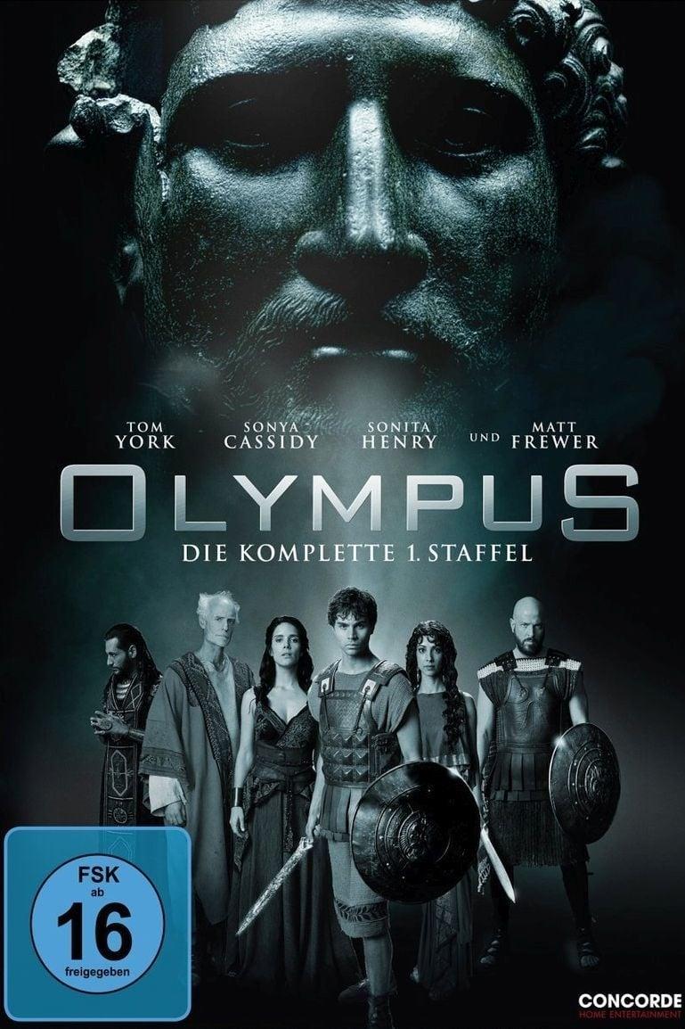 Olympus TV Shows About Mythology