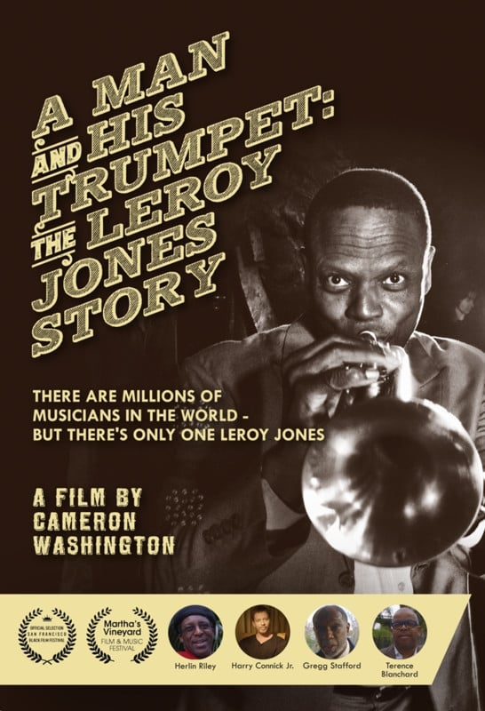 A Man and His Trumpet: The Leroy Jones Story (1970)