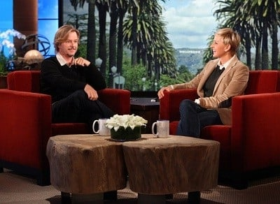 The Ellen DeGeneres Show Season 9 :Episode 15  David Spade, Bethenny Frankel