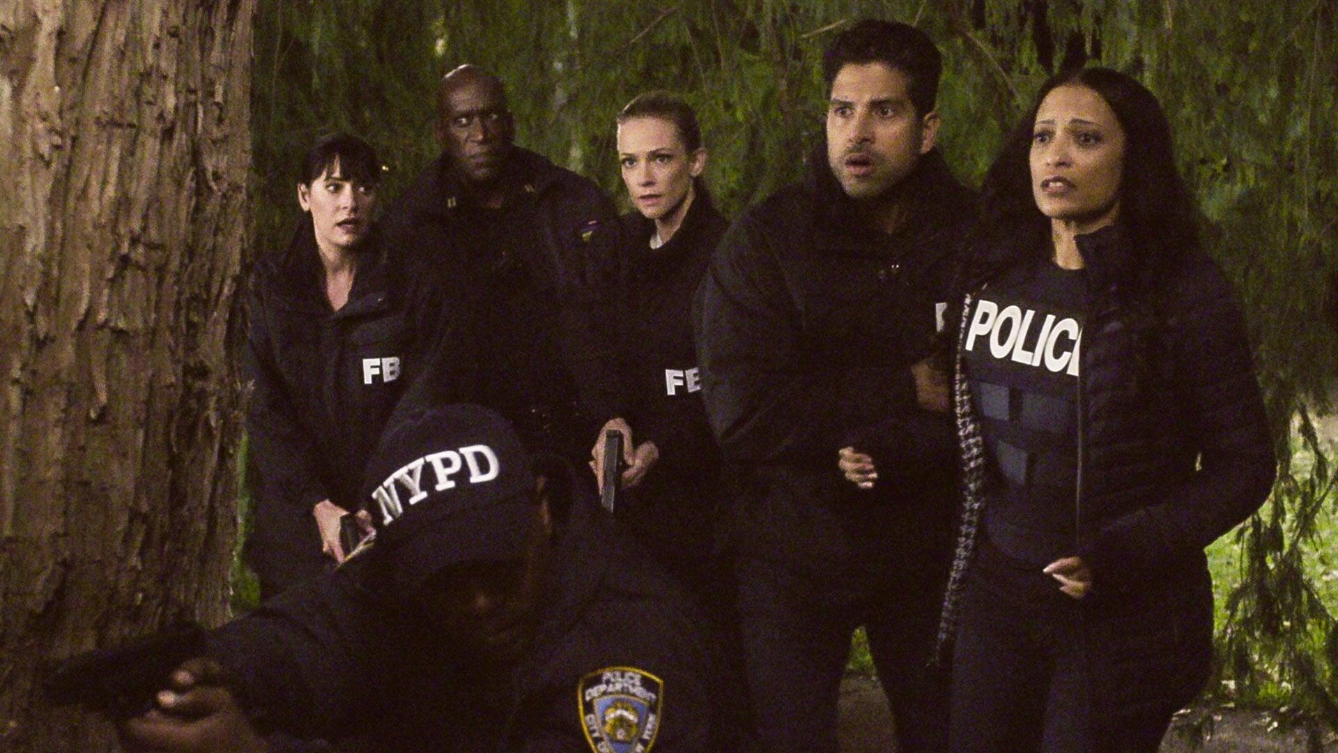 Criminal Minds Season 13 :Episode 12  Bad Moon on the Rise