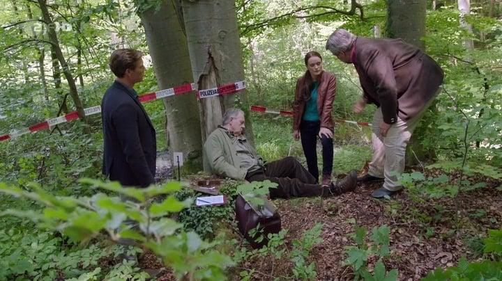 Die Rosenheim-Cops Season 17 :Episode 22  Waldmanns Heil