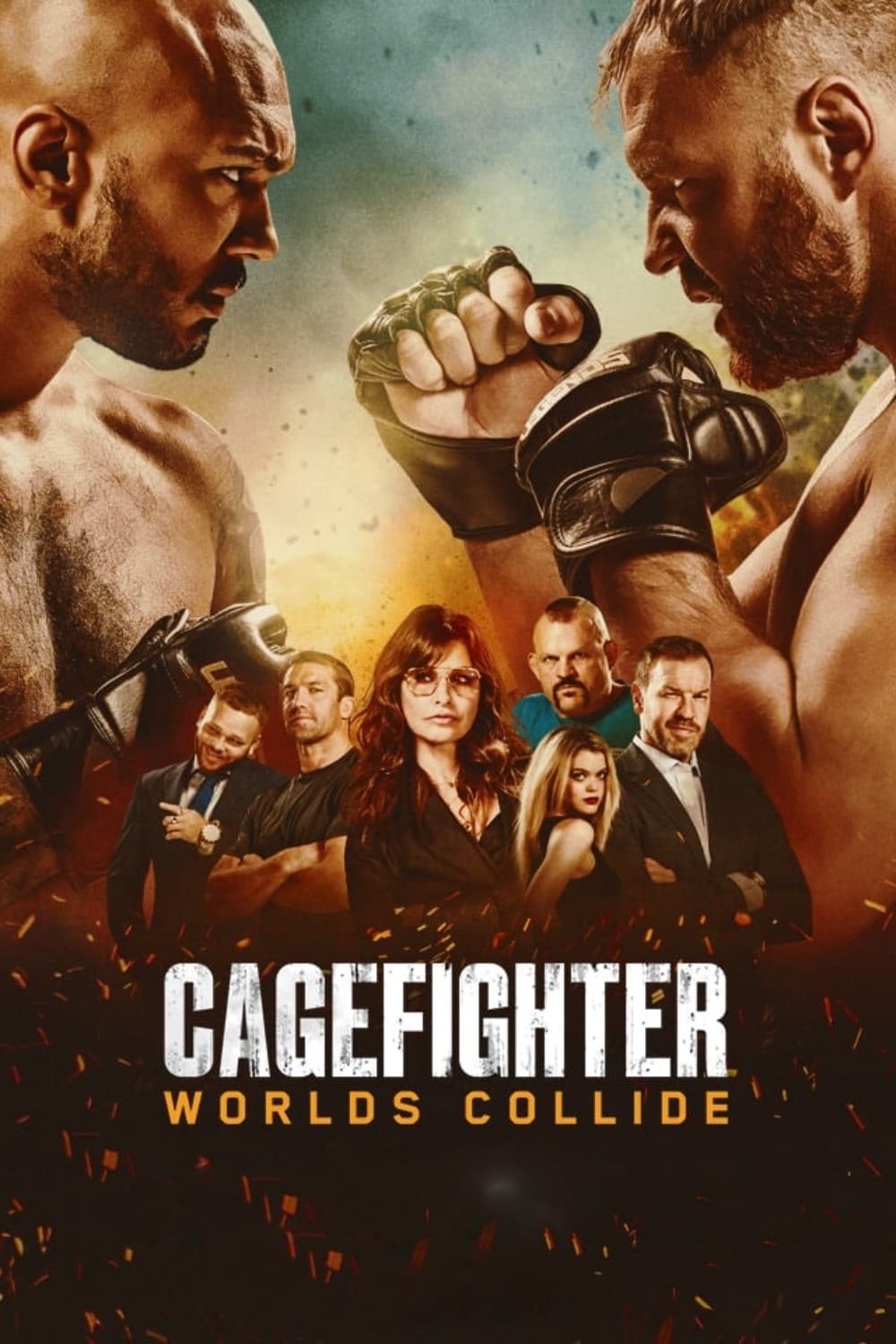 Cagefighter on FREECABLE TV