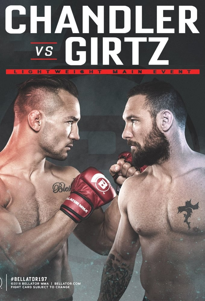 Ver Bellator 197: Chandler vs. Girtz Online HD Español ()