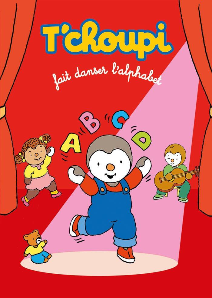 Ver T'choupi fait danser l'alphabet Online HD Español ()