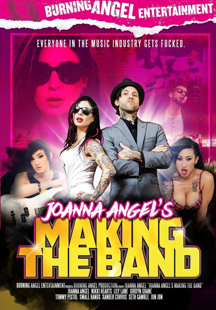 Ver Joanna Angel's Making the Band Online HD Español (2015)