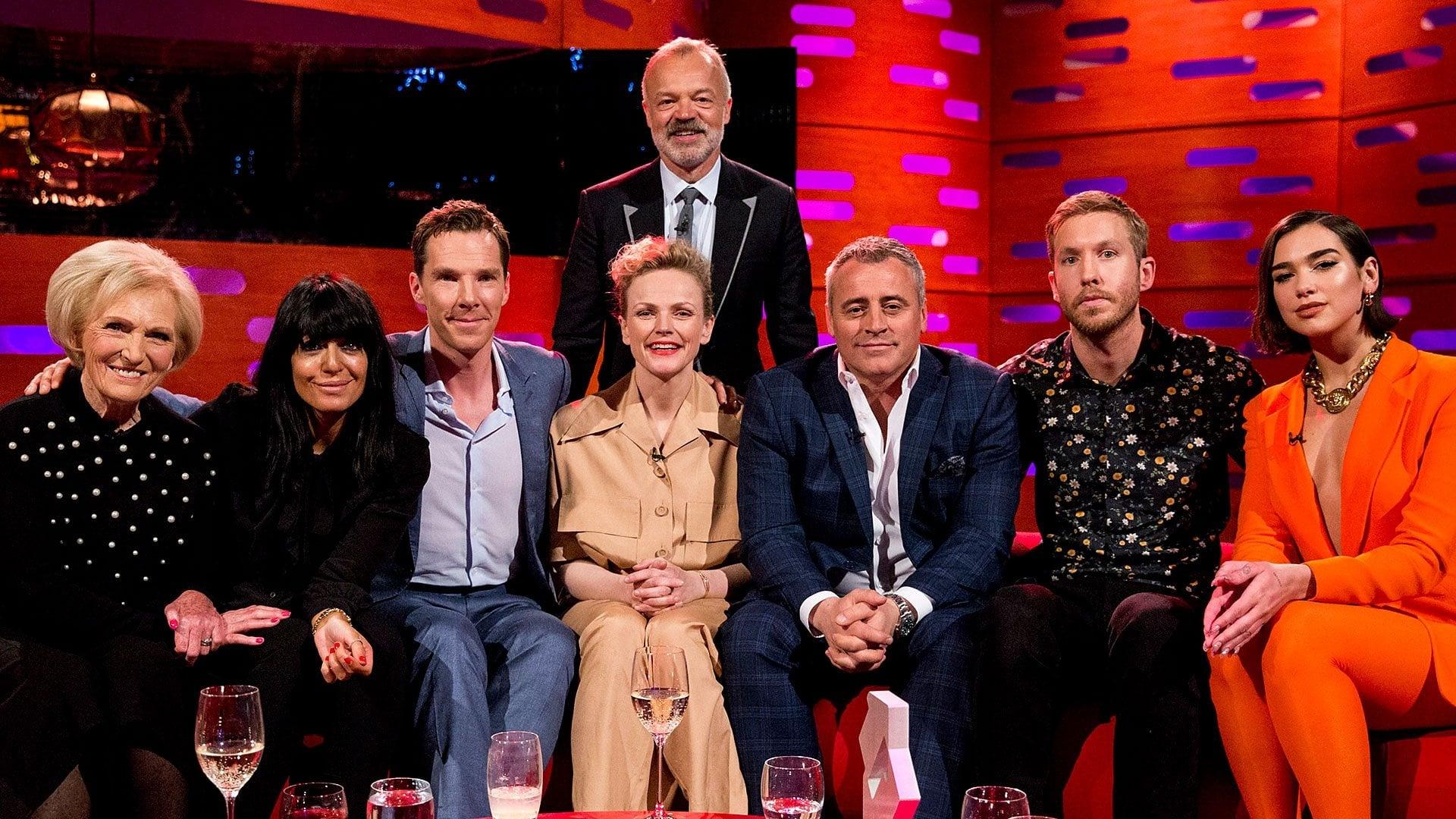 The Graham Norton Show Season 23 :Episode 3  Benedict Cumberbatch, Matt LeBlanc, Maxine Peake, Mary Berry, Claudia Winkleman