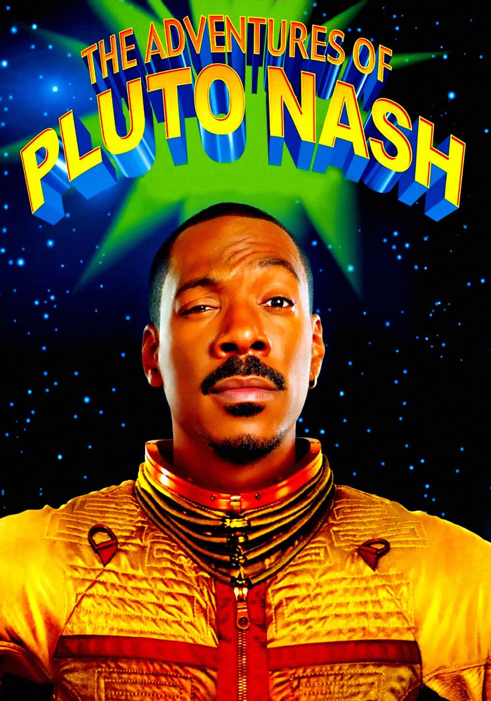 As Aventuras de Pluto Nash Dublado