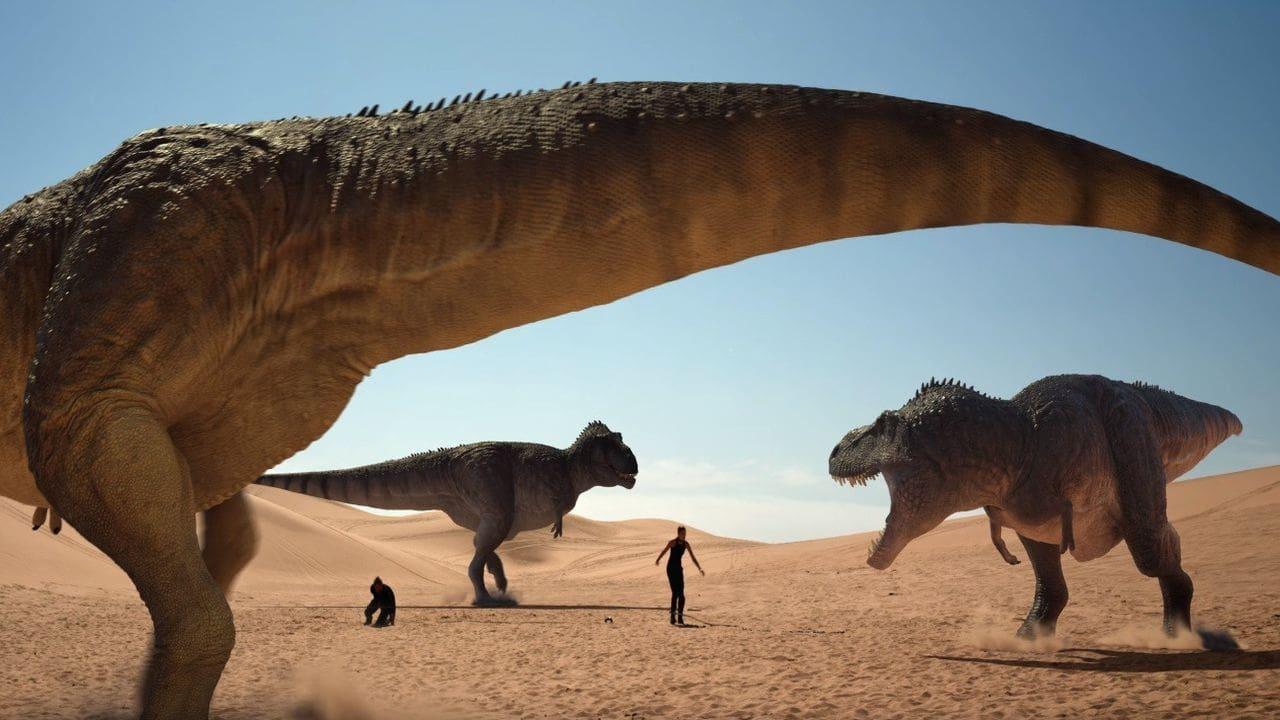 The Jurassic Games Movie