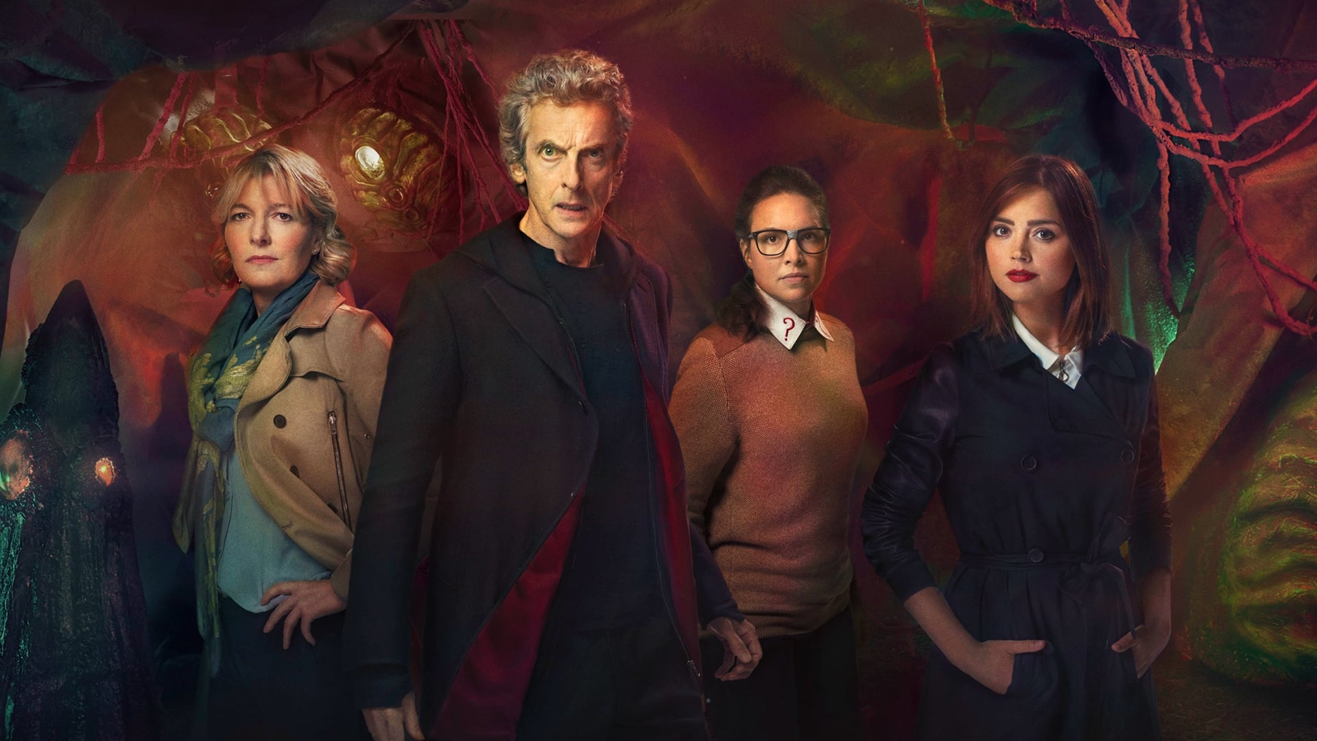 Doctor Who Season 9 :Episode 8  The Zygon Inversion (2)