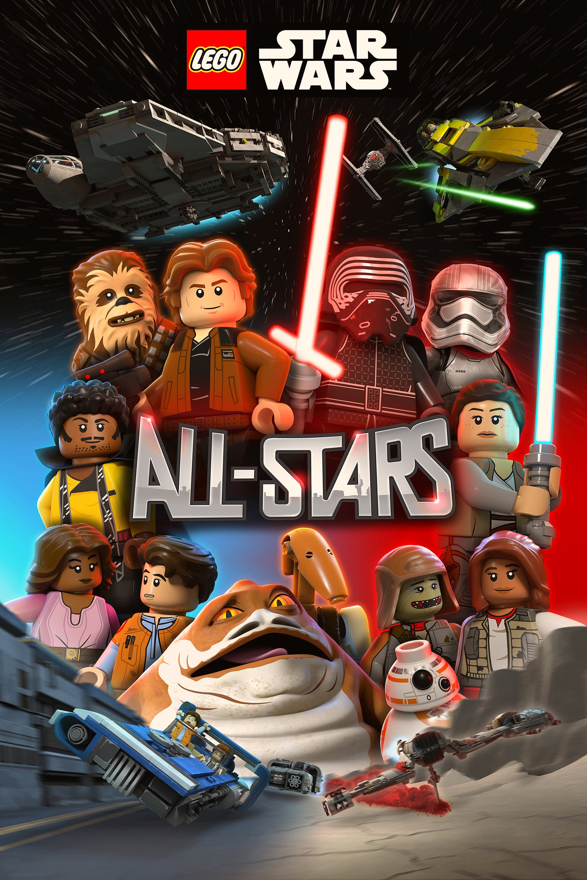 LEGO Star Wars: All-Stars (2018)