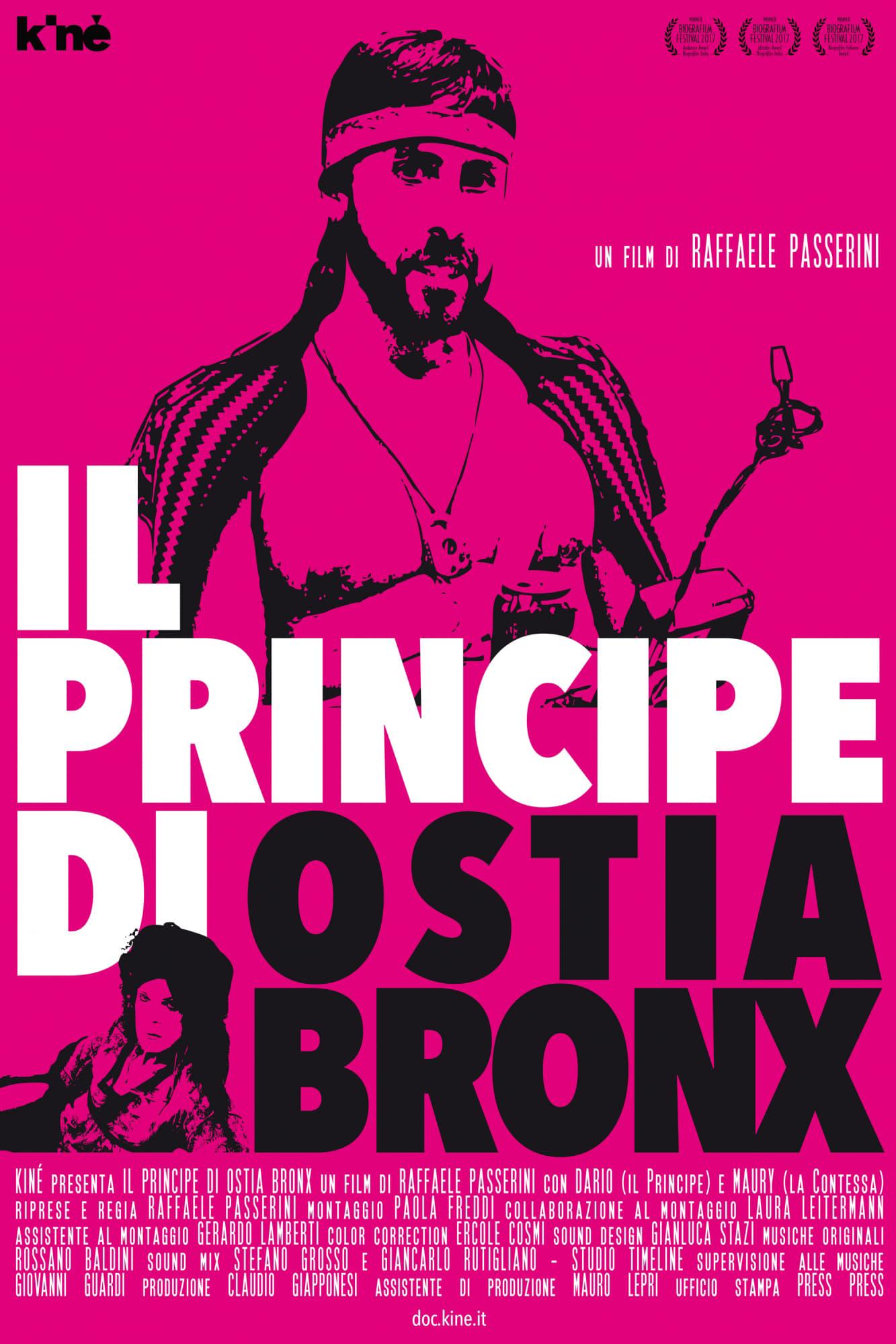 Ver Il principe di Ostia Bronx Online HD Español ()
