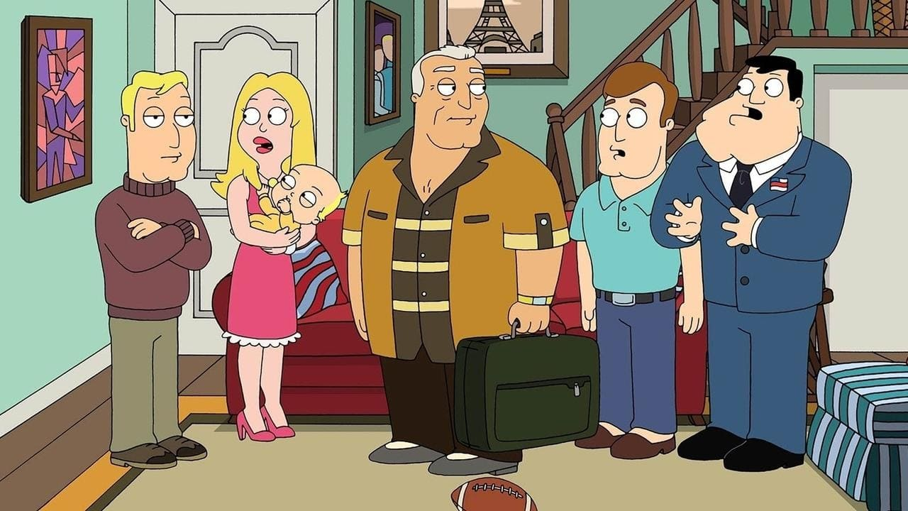 American Dad! Season 5 :Episode 19  Daddy Queerest