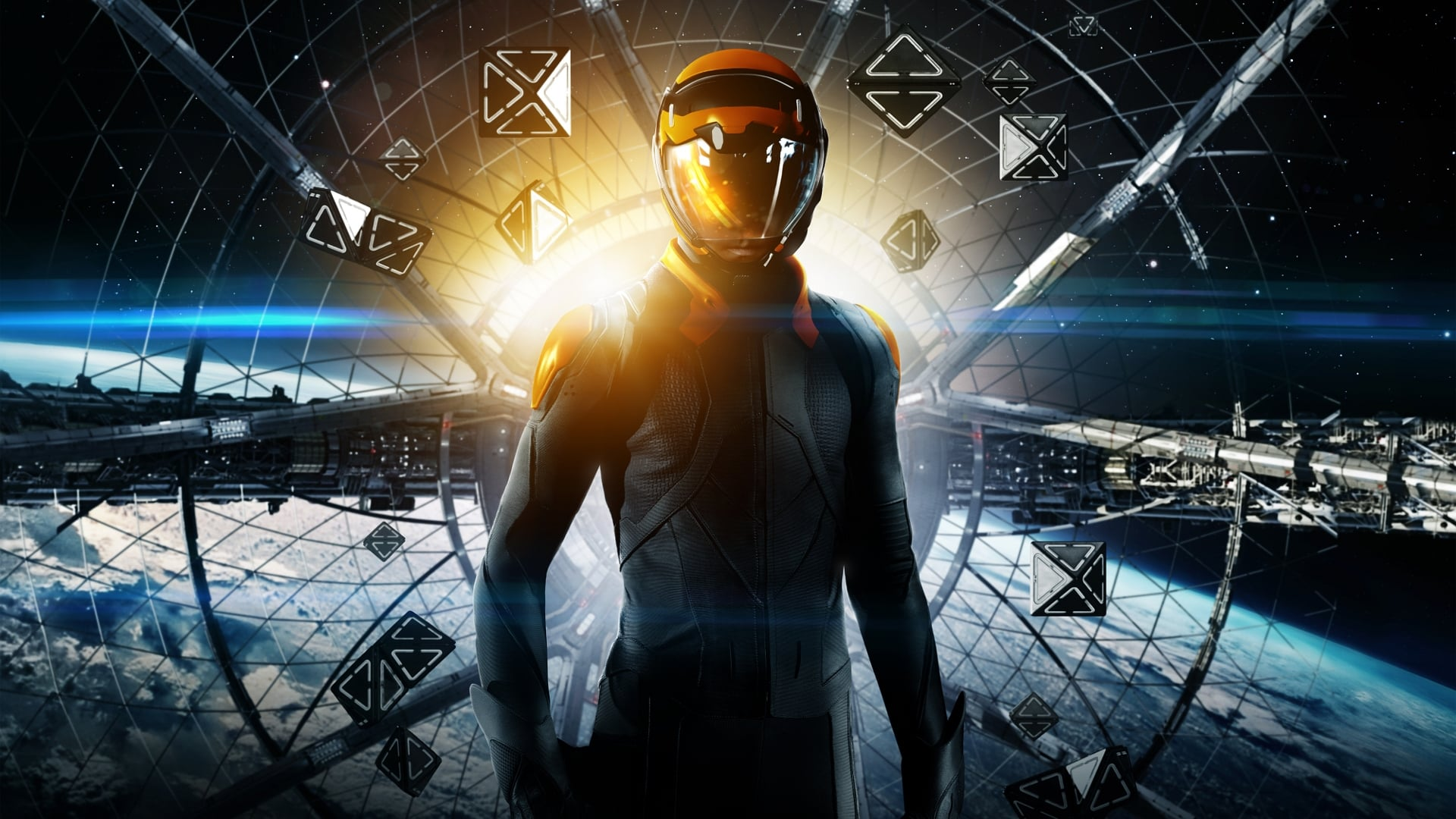 Ender's Game (2013) Wallpaper 1