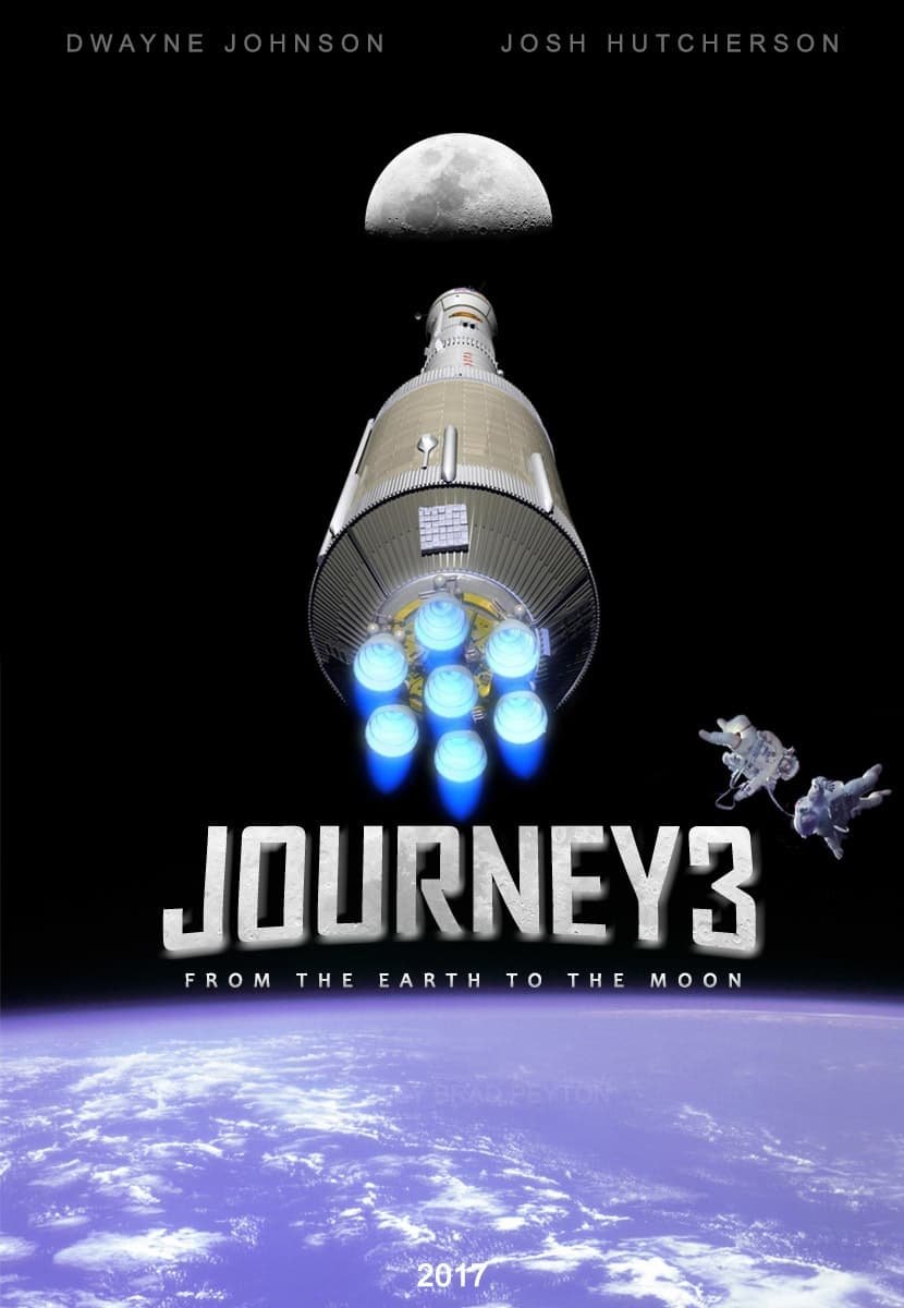 Journey 3: From the Earth to the Moon