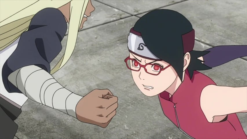 Boruto: Naruto Next Generations Season 1 :Episode 58  The Tournament Begins