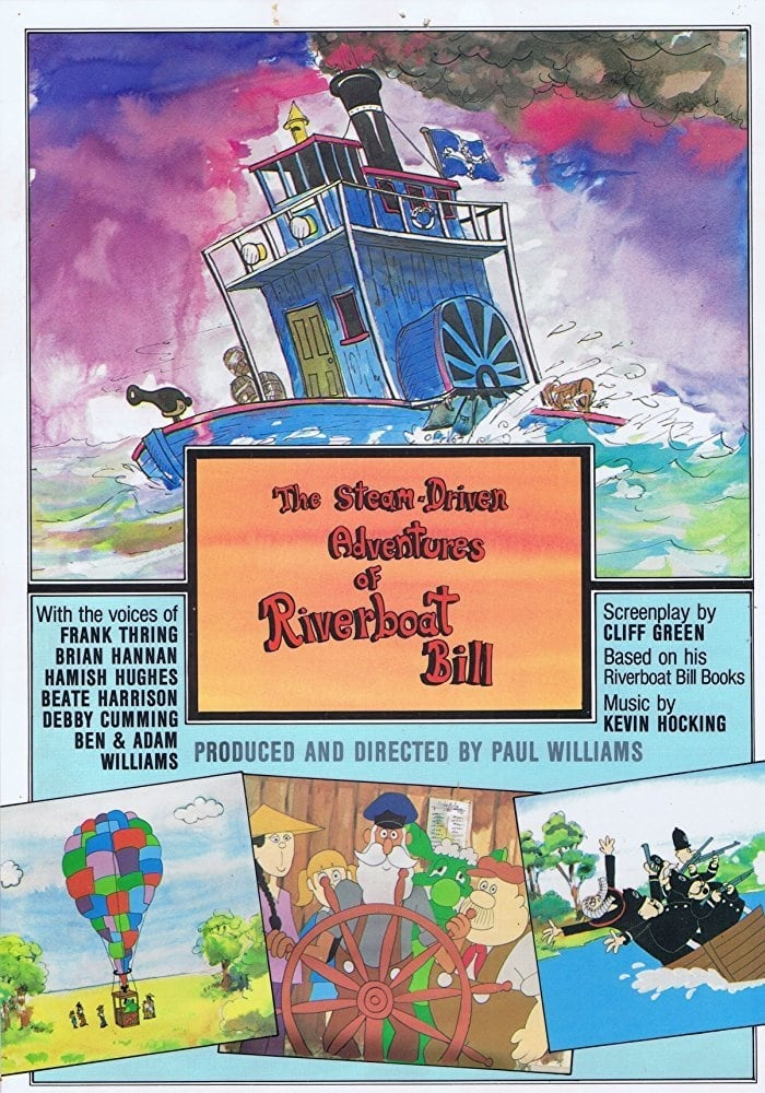 The Steam-Driven Adventures of Riverboat Bill (1986)