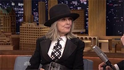 The Tonight Show Starring Jimmy Fallon Season 1 :Episode 47  Diane Keaton, Dane DeHaan, David Byrne, Daley