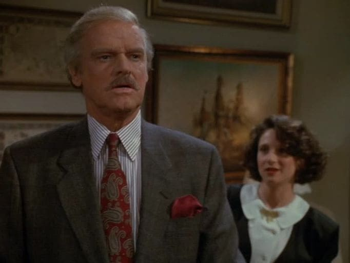 Murder, She Wrote Season 7 :Episode 8  The Great Twain Robbery