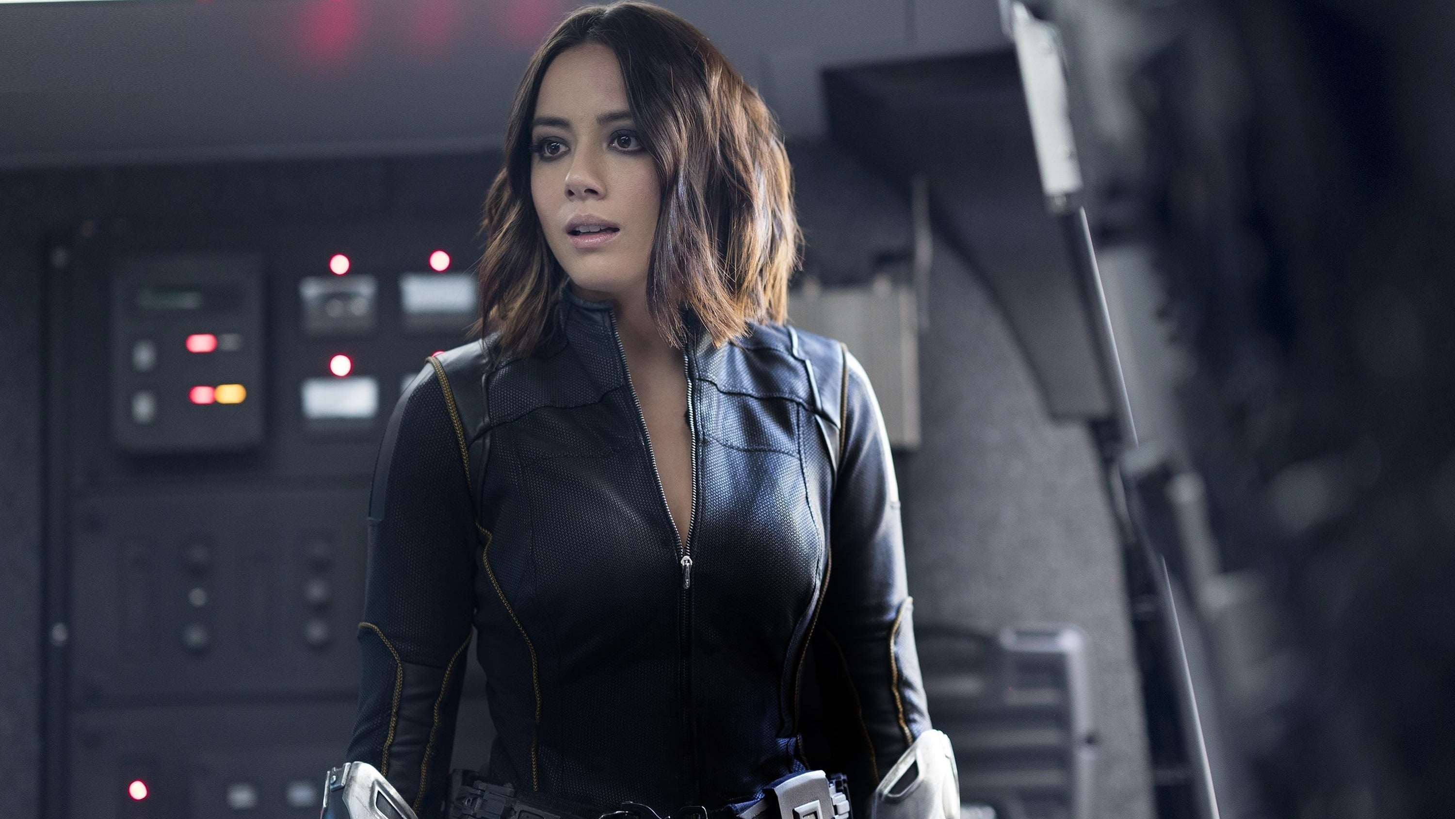 Marvel's Agents of S.H.I.E.L.D. - Season 4 Episode 8 : The Laws of Inferno Dynamics