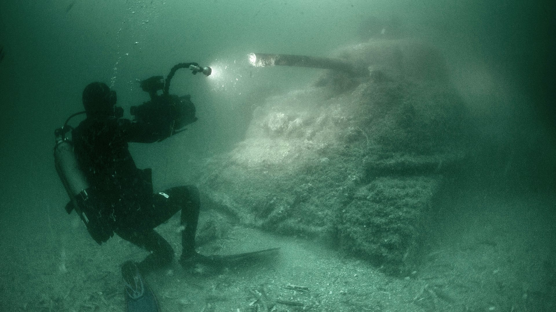 NOVA Season 41 :Episode 22  D-Day's Sunken Secrets