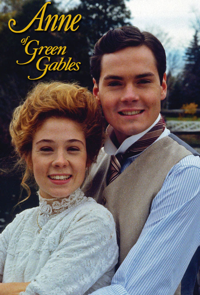 Anne Of Green Gables The Sequel Tv Series 1987 1987