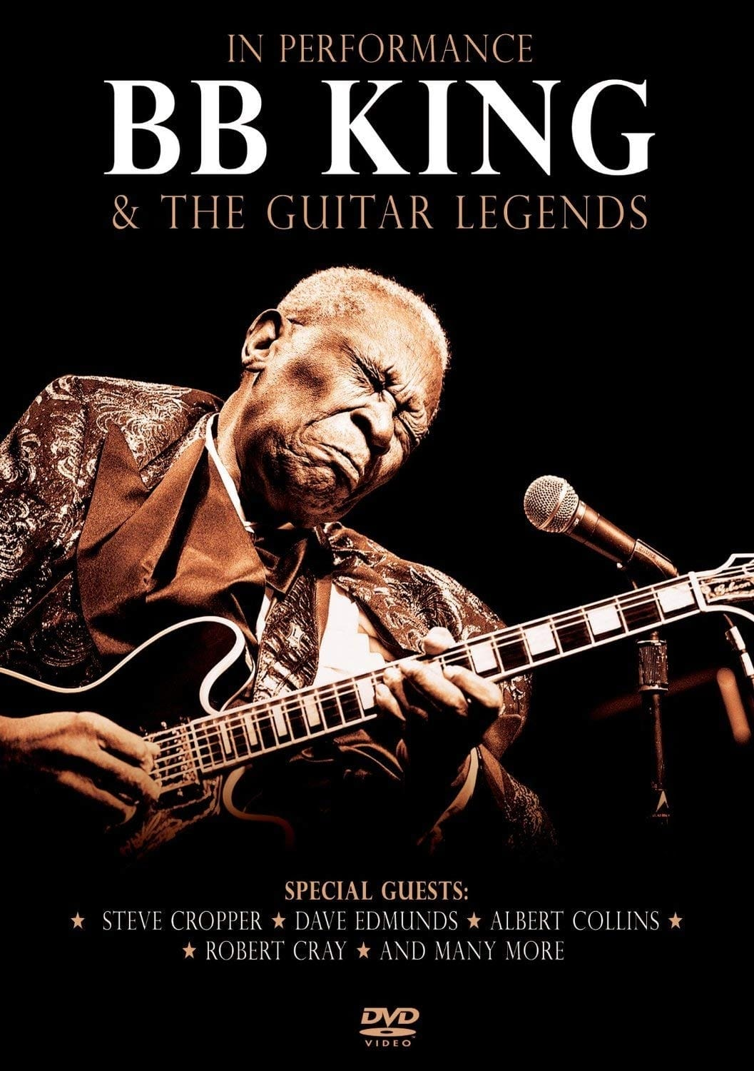 In Performance BB King & The Guitar Legends (2014)