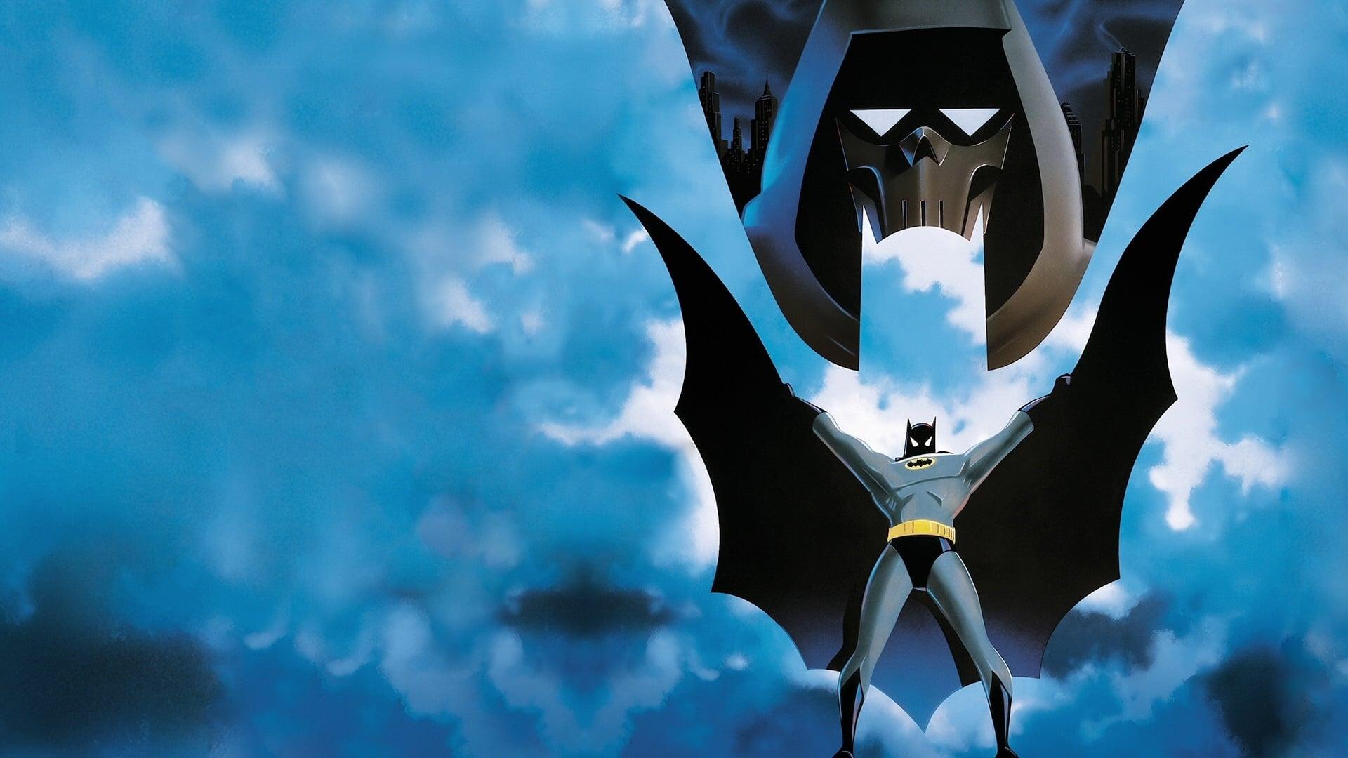 Batman: La máscara del fantasma
