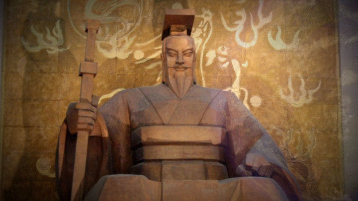 Ancient Aliens Season 6 :Episode 7  Emperors, Kings and Pharaohs