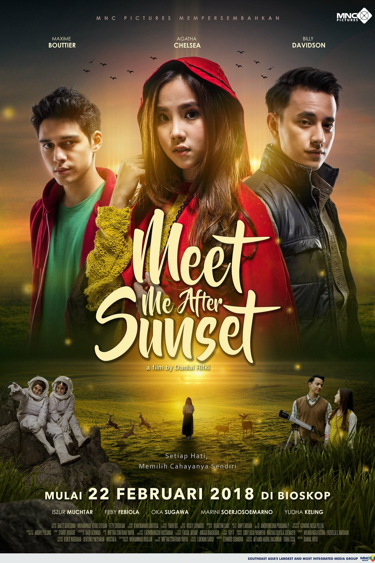 Meet Me After Sunset (2018)