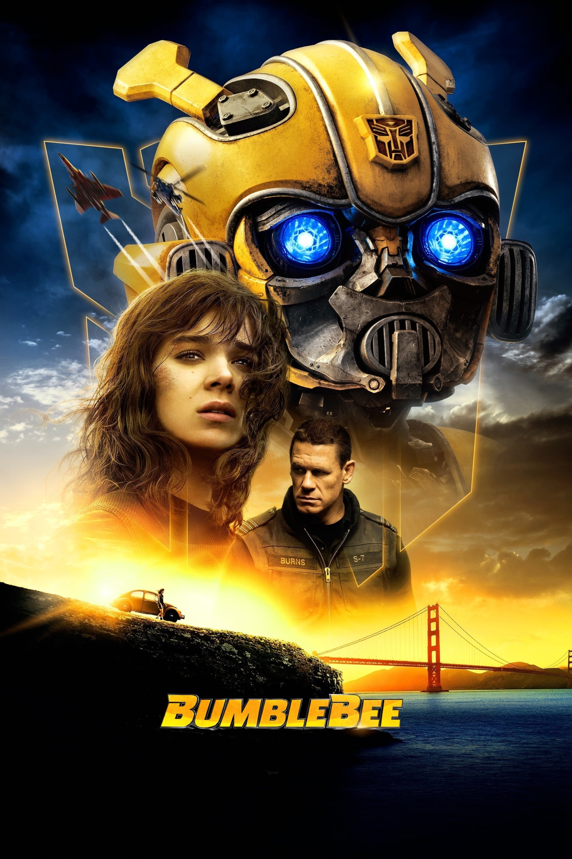 Bumblebee (2019) Torrent - BluRay 720p e 1080p Dublado / Dual Áudio 5.1 Download