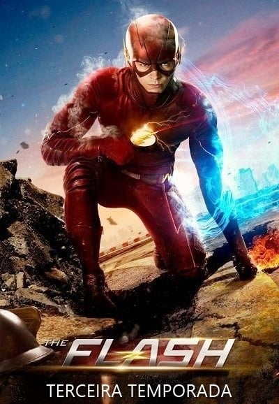 The Flash 3ª Temporada Torrent (2017) WEB-DL 720p Dublado Legendado Download
