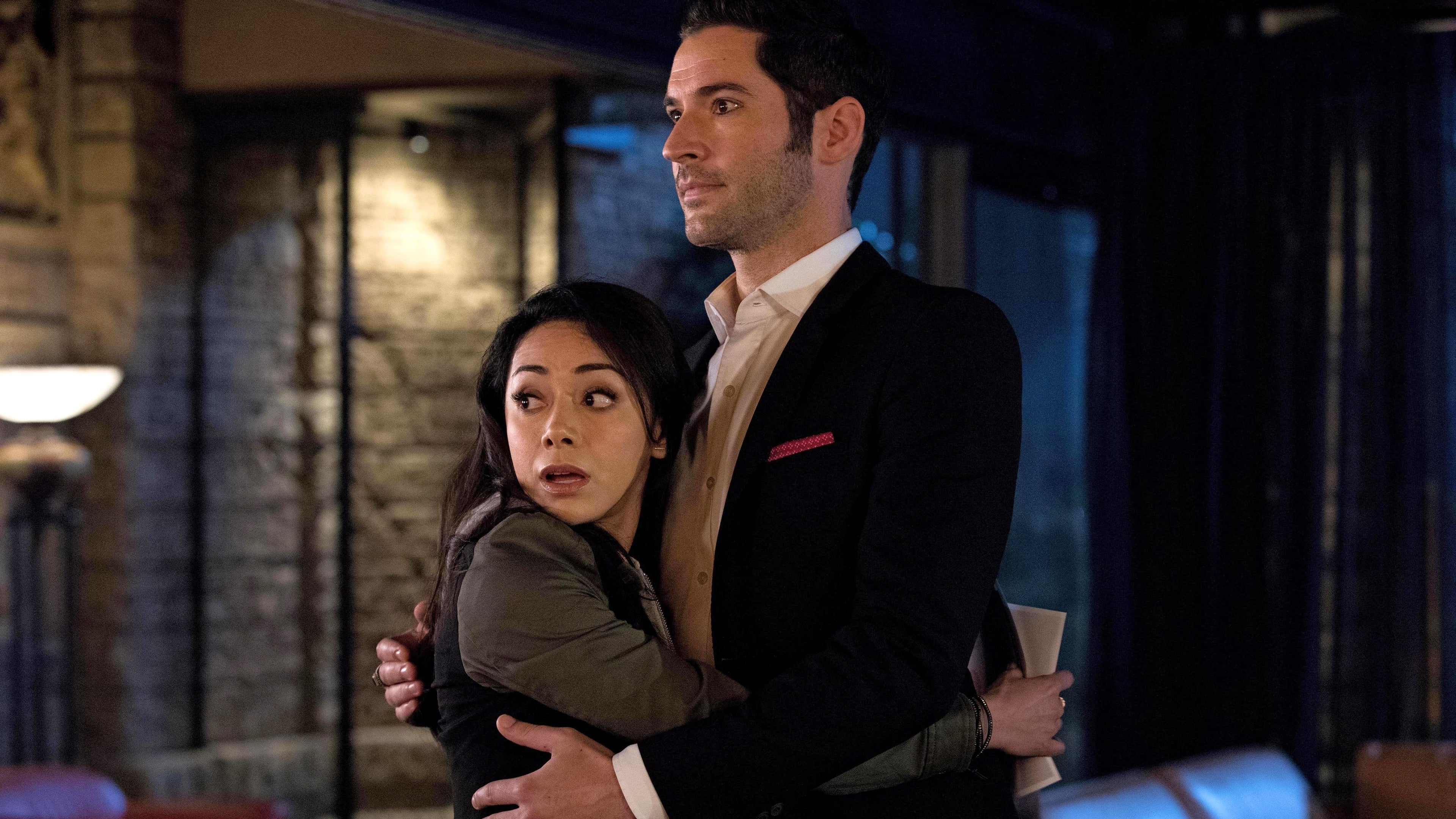 Lucifer Season 2 :Episode 8  Trip to Stabby Town
