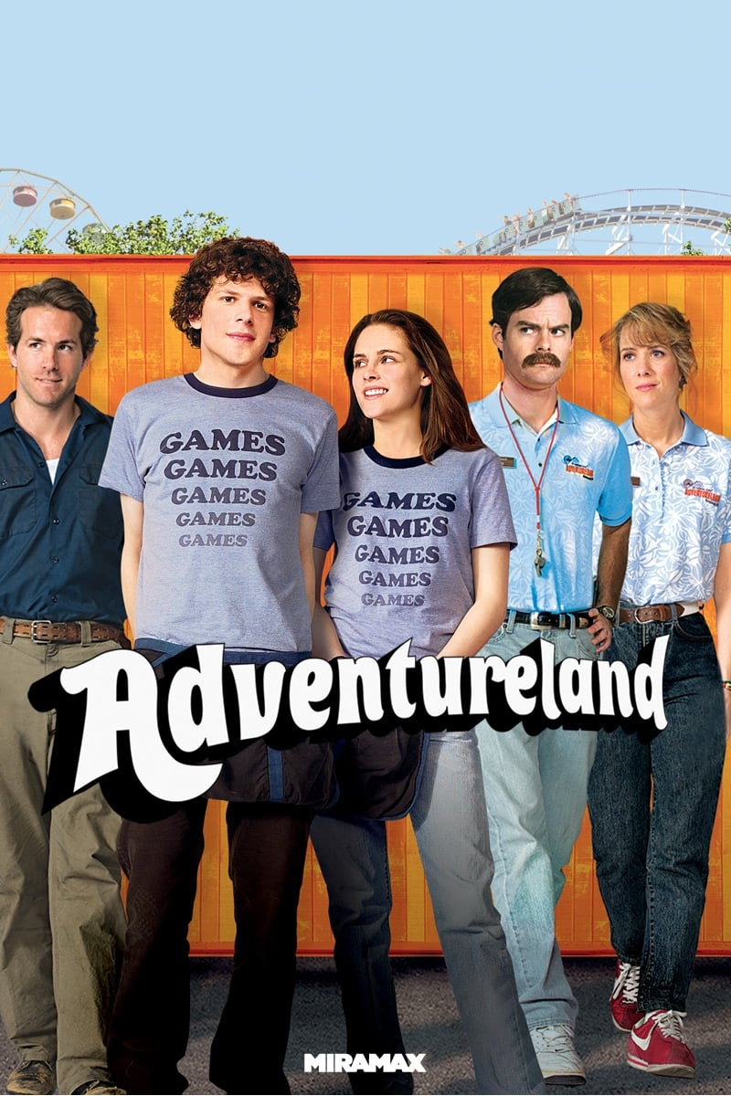 Adventureland Stream