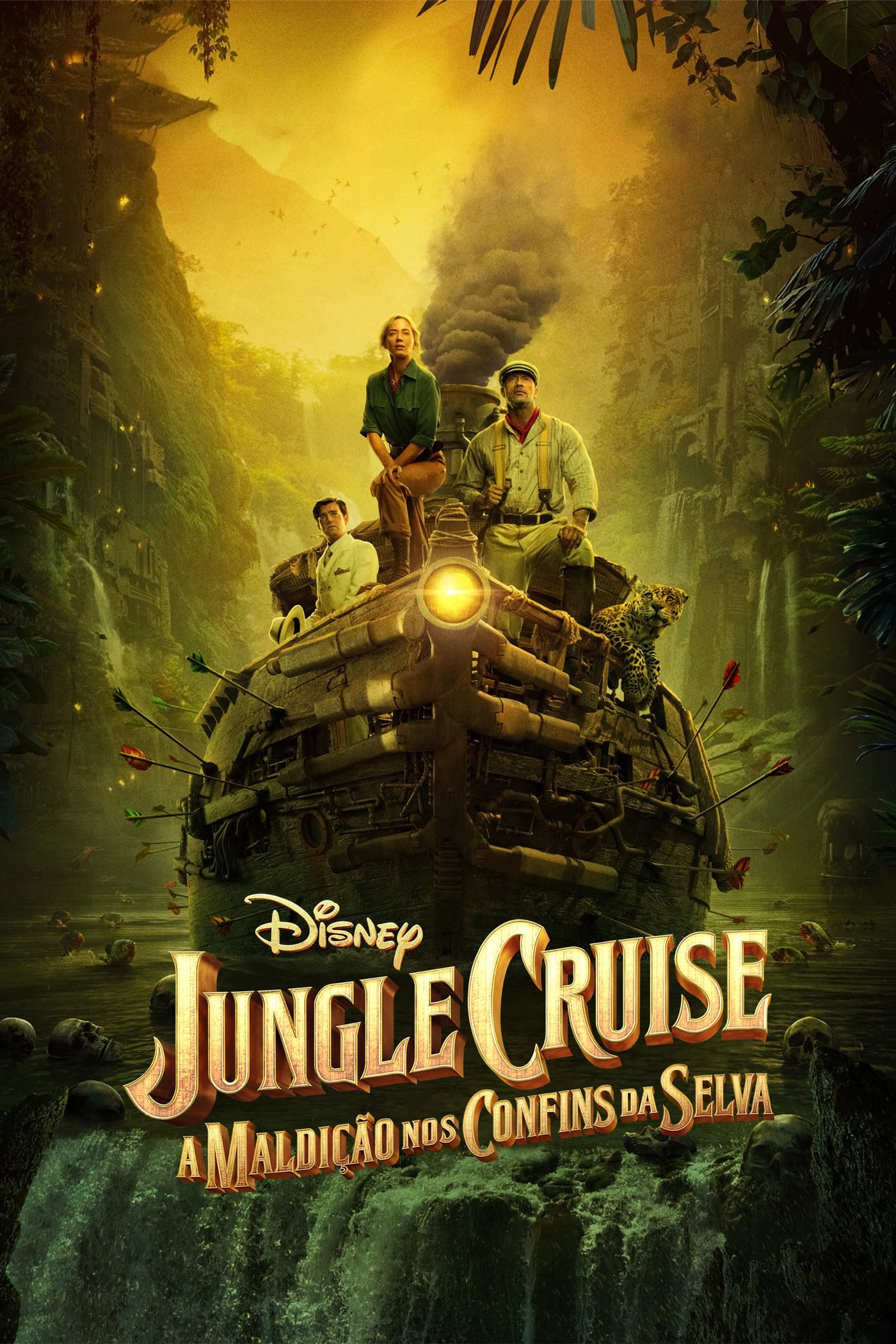 Jungle Cruise Dublado Online