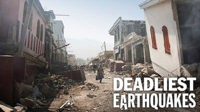 NOVA Season 38 :Episode 8  Deadliest Earthquakes