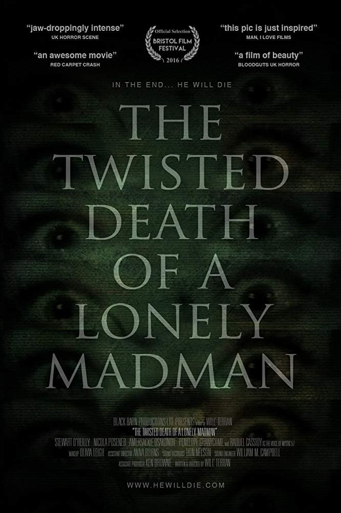 The Twisted Death of a Lonely Madman on FREECABLE TV