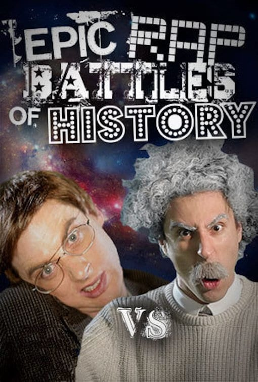 Ver Albert Einstein vs. Stephen Hawking Online HD Español (2011)
