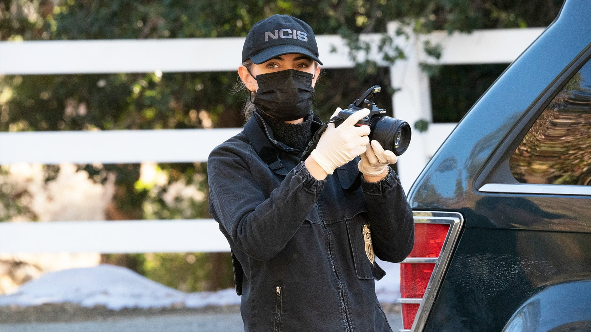 NCIS Season 18 :Episode 7  The First Day