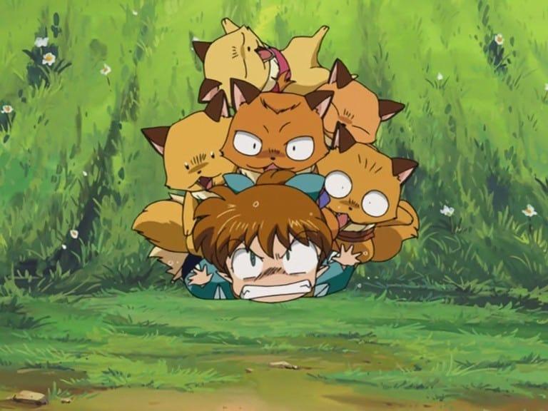 Inuyasha 6x4 Anime Online Sub