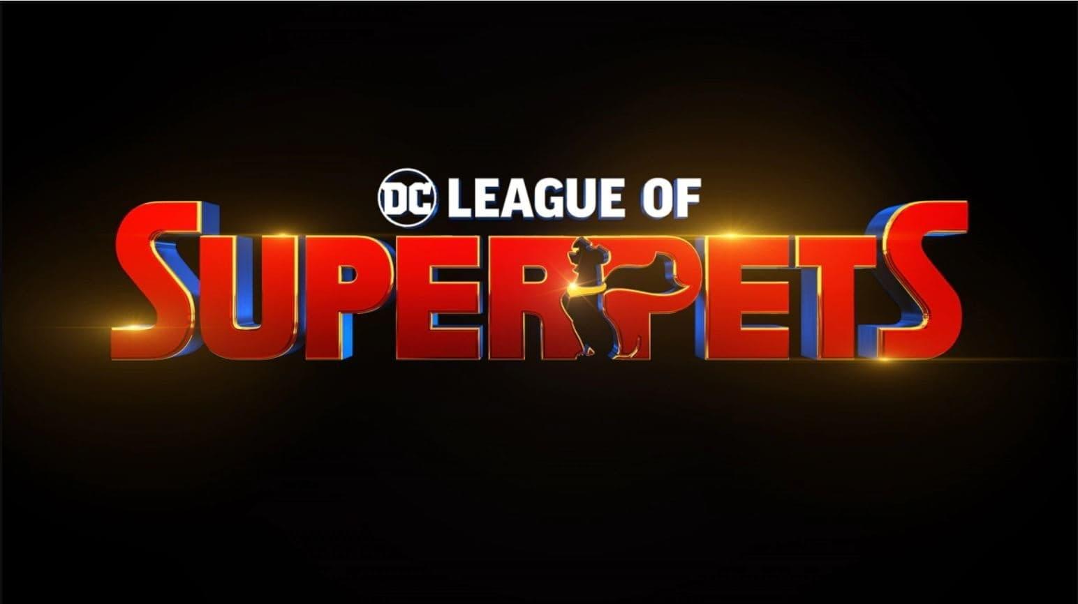 DC League of Super-Pets (2022)