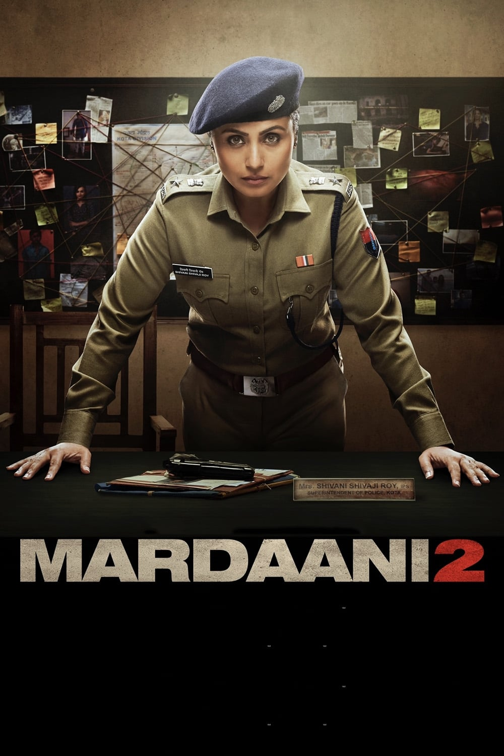 Mardaani 2 2019 BluRay x264 1080p [2.86 GB] 720p [940 MB] 480p [373 MB] [Hindi DD 5.1] | G-Drive