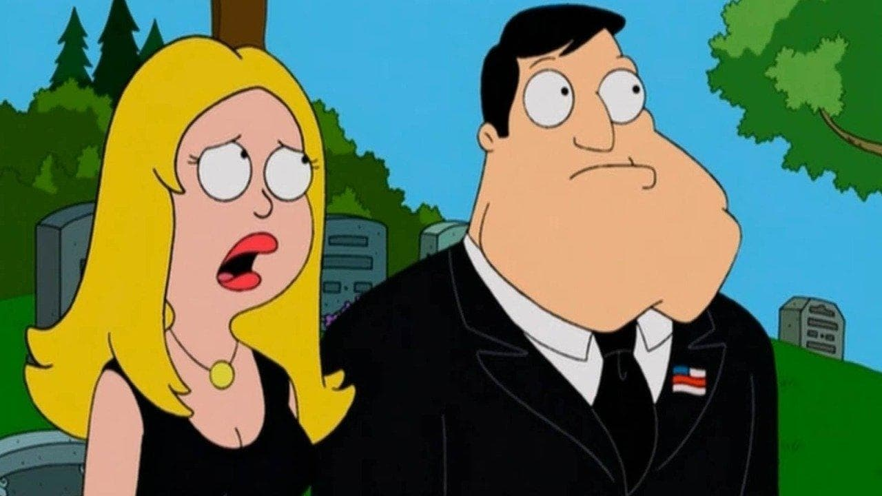 American Dad! Season 2 :Episode 4  Con Heir